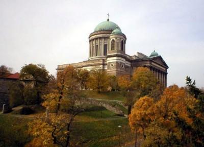 Bazilika ősszel